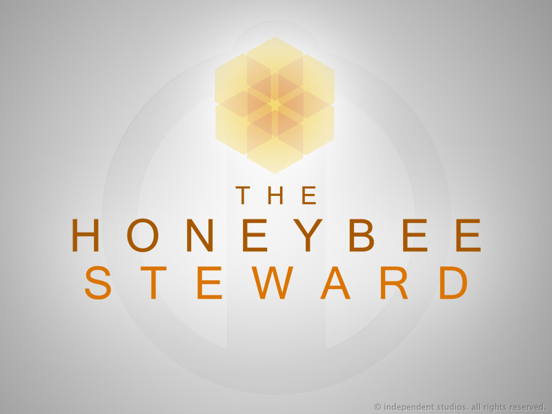 HONEYBEESTEWARD_LOGO_DESIGN