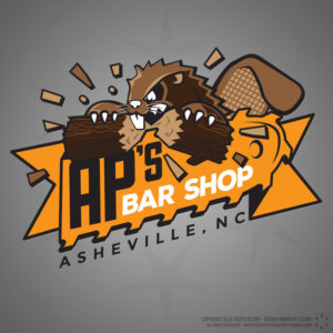 Logo Design - AP's Bar Shop