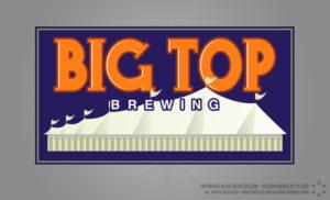 Logo Design - Big Top Brewing Company