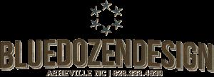 Blue Dozen Design - Asheville Web Design