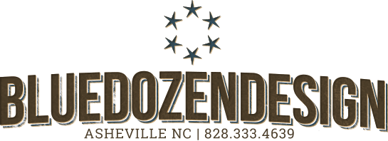 Blue Dozen Design - Asheville Web Design