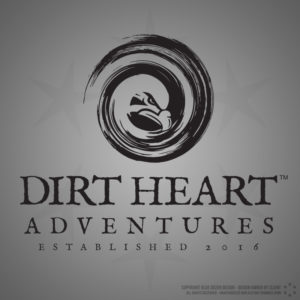 Logo Design - Dirt Heart Adventures