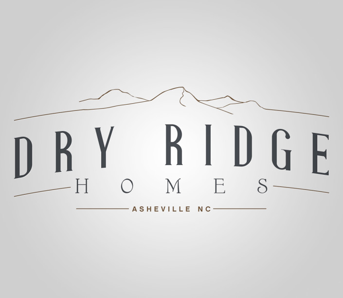 Logo Design for Dry Ridge Homes