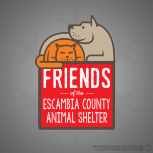Escambia County Animal Shelter Logo