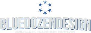 Blue Dozen Design, West Asheville NC
