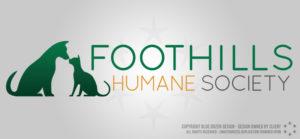 Logo Design - Foothills Humane Society