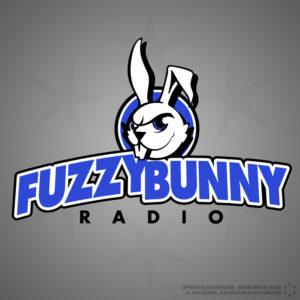 Logo Design - Fuzzy Bunny Radio