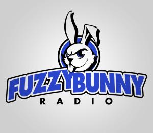 Fuzzy Bunny Radio Identity Design