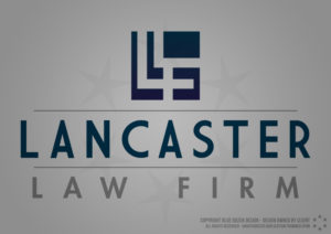 Logo Design for Lancaster Law Firm