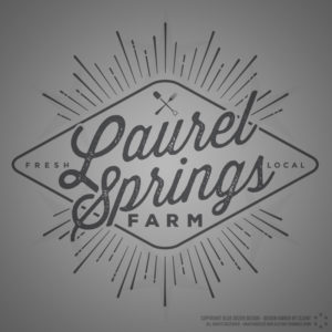 Logo Design - Laurel Springs Farm