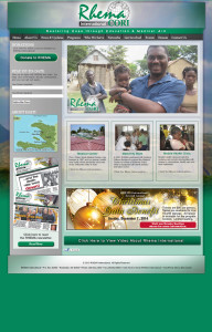 Web Design for RHEMA International