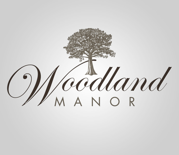 Logo Design for Woodland Manor