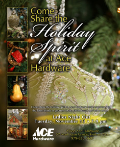 Ace Hardware Holiday Ad