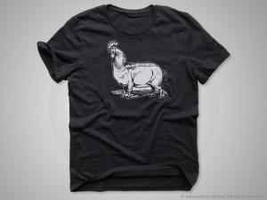 Tshirt Design - Chick-o-Pig