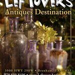 Leftovers Antiques Ad Design