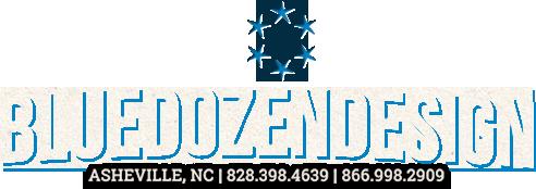 Asheville Web Design, Graphic Design, Logos and Marketing