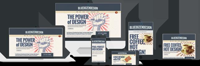 Responsive Web Design in Asheville