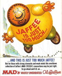 Heroes of Design - Al Jaffee