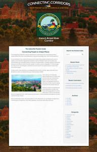 Web Design for AshevillePocketGuide.com
