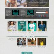 Web Development for Sole Hope