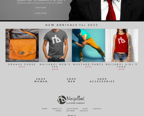 Web Design for Naijaboi