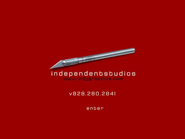 Independent Studios/Blue Dozen Design - Circa 2002