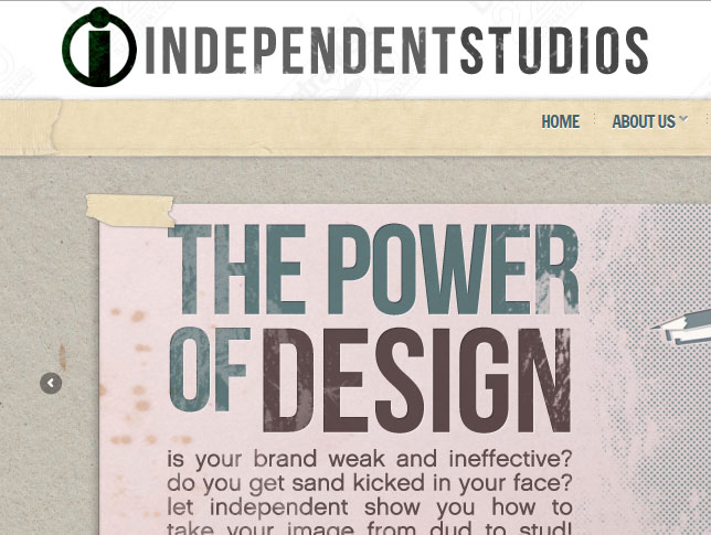 Independent Studios/Blue Dozen Design - Circa 2011
