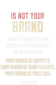 Your Logo is Not a Brand