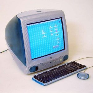 The Apple Imac - Our First Office Computer
