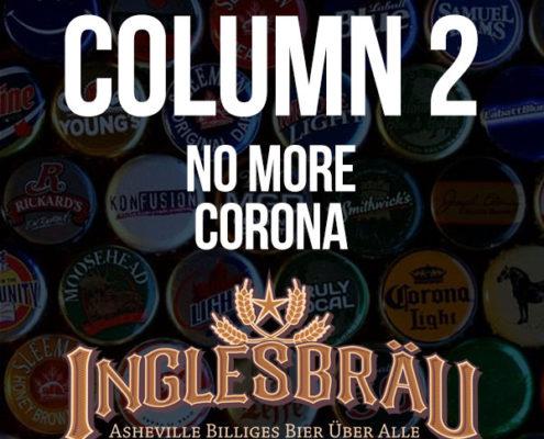 Asheville Beer Reviews - Inglesbrau Column 2