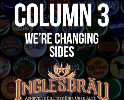 Asheville Beer Reviews - Inglesbrau