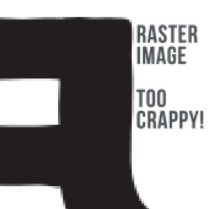 Raster Logo - Don't Do It!