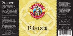 Highland Pilsner