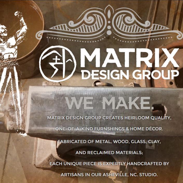 Web Design for Matrix Design Group