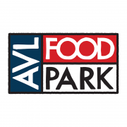 Asheville Food Park Logo Design