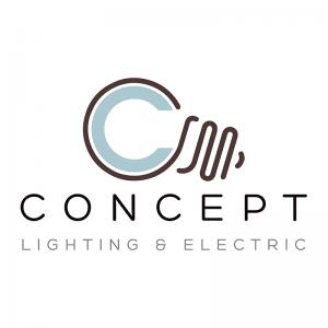 Concept Lighting & Electric Logo
