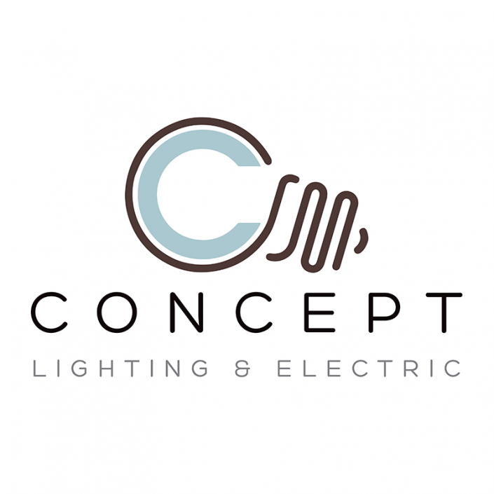 Concept Lighting & Electric Logo