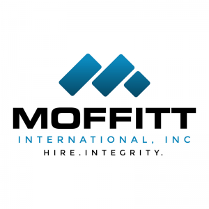 MOFFITT International Logo Design