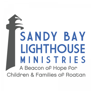 Sandy Bay Lighthouse Ministries Logo Design