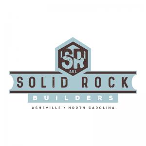 Solid Rock Builders Logo Design