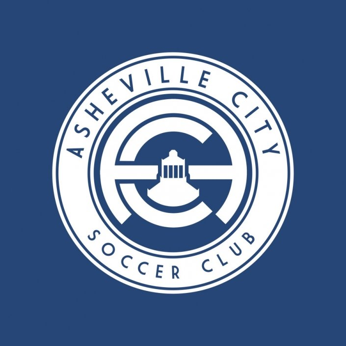 Asheville City Soccer Club Logo Design