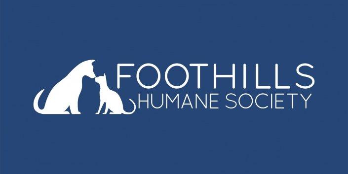 Foothills Humane Society Logo