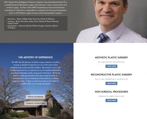 Halvorson Plastic Surgery Asheville