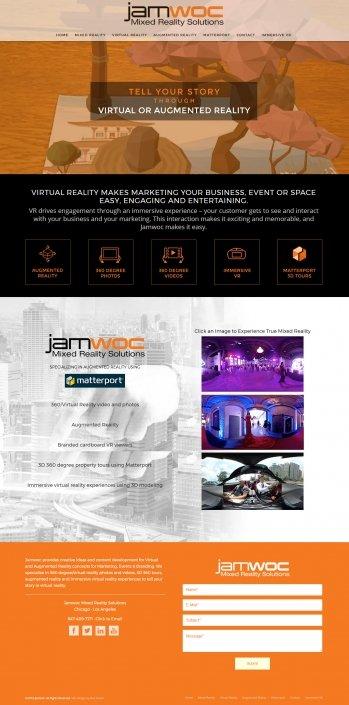 Website Design for JAMWOC
