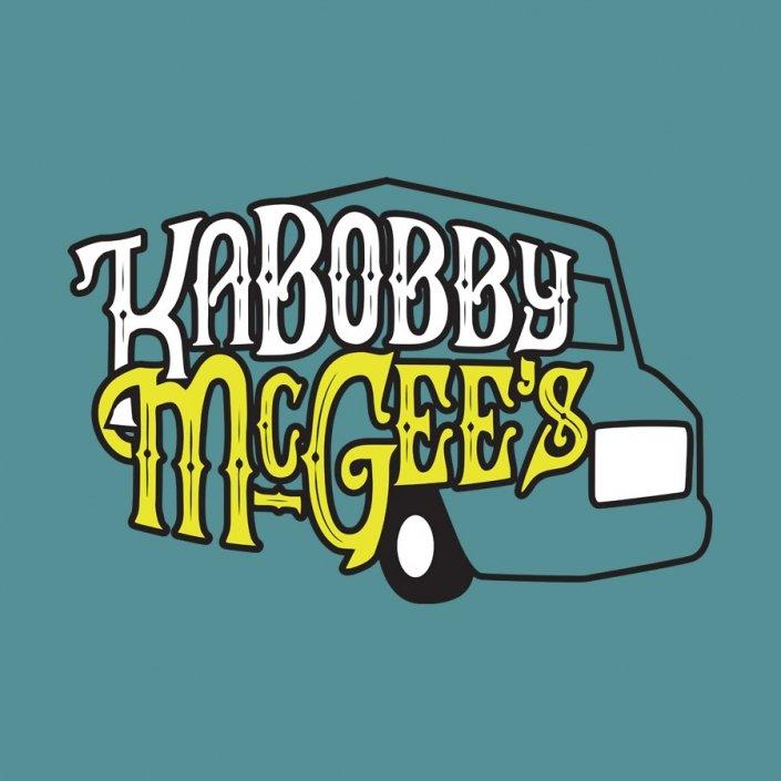 Kabobby McGee's Logo Design