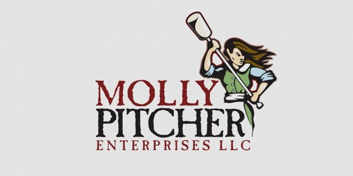 Molly Pitcher Enterprises Logo Design