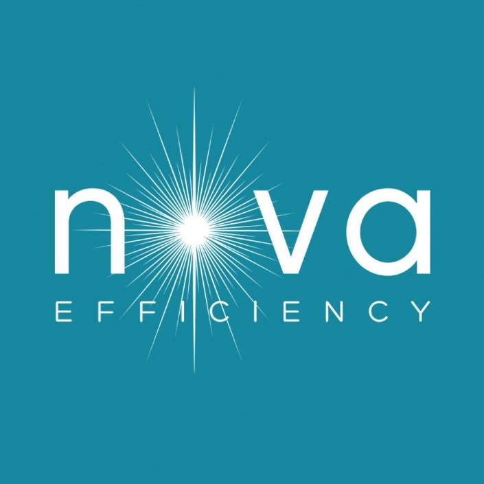 Nova Efficiency Logo Design