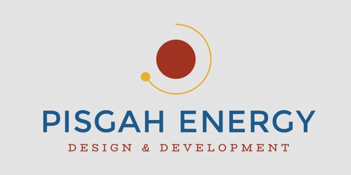 Pisgah Energy Logo Design