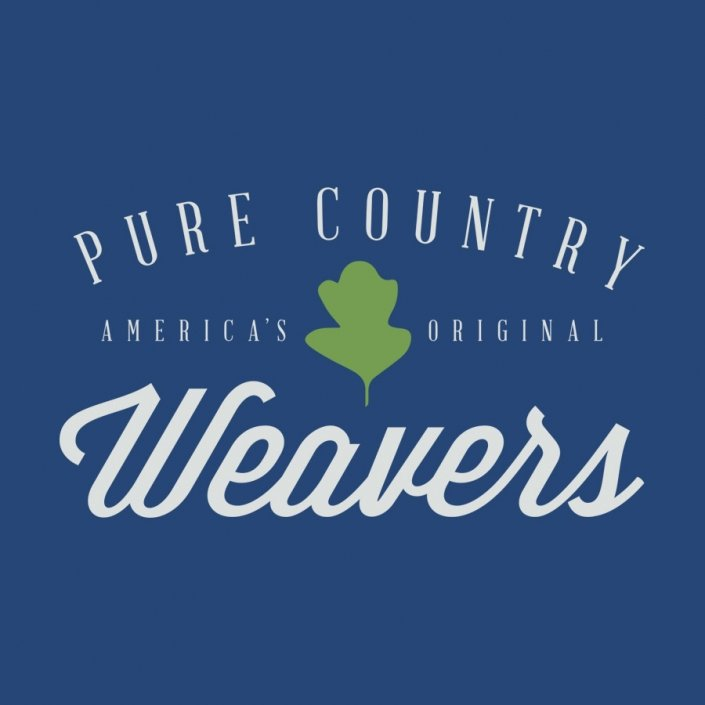 Pure Country Weavers Logo Design