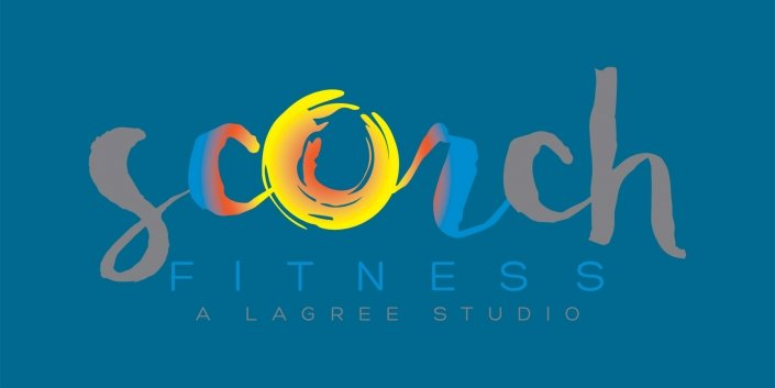 Scorch Fitness Logo Design
